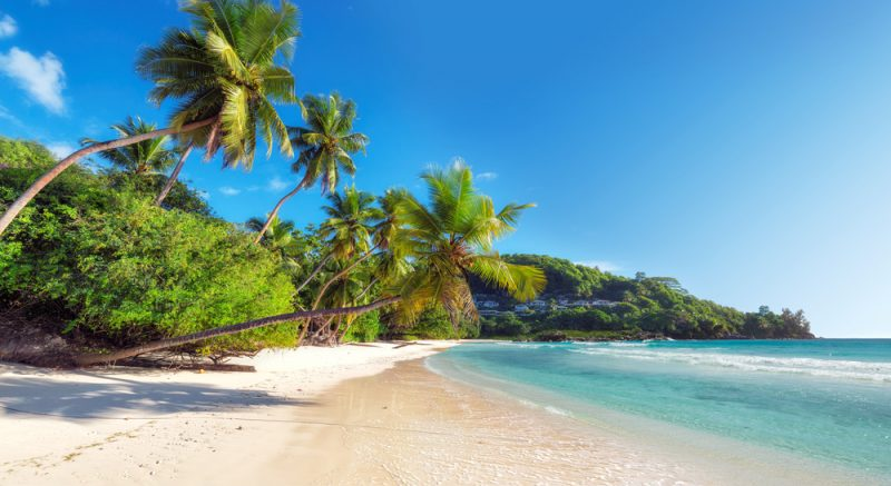 NYE & High Season 2022! Cheap Air France flights from Frankfurt to the Seychelles from only €394!