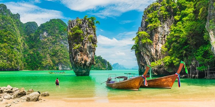 Thailand plans to reopen to some vaccinated visitors from 1st November!