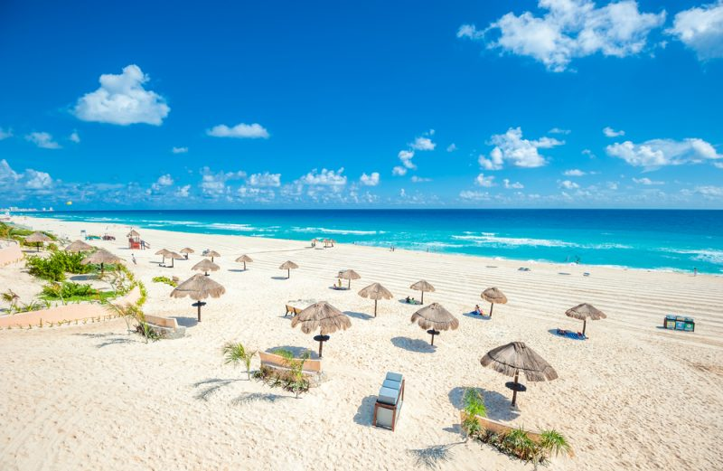 Cheap flights from Frankfurt to Cancun for only €385!