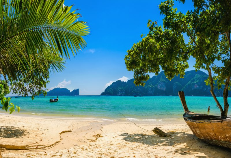 HOT! Cheap flights from Berlin to Thailand, Malaysia & Singapore from only €218!