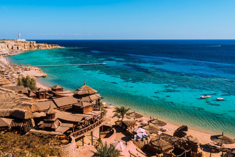 All-inclusive 7-night stay in top-rated 5* resort in Sharm El Sheikh + flights from Berlin for €269!