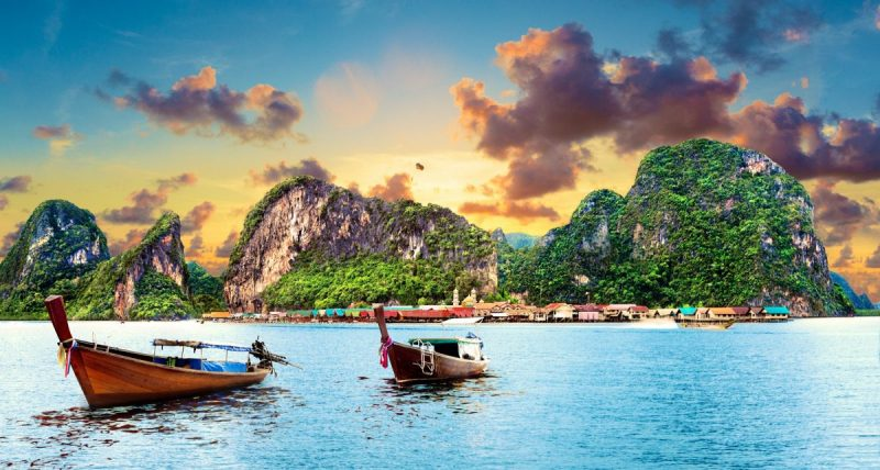 Image Thailand reopens to 46 countries with no quarantine!